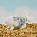 wholesale Decoration: Design Maritim, Polyresin fish, 17,5x9x10cm
