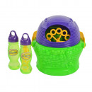wholesale Outdoor Toys: Bubble machine, including 240ml soap bubbles