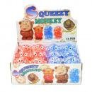 Flutschi animals, monkey, 5,5x5,5x8cm, 2 colors so