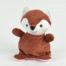 Swappies, reversible stuffed animal, fox / piglet,