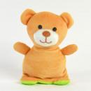 groothandel Speelgoed: Swaps, omkeerbaar knuffeldier, beer / kikker, 20x1