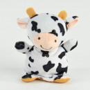 grossiste Poupees et peluches: Swappies, animal en peluche réversible, vache ...