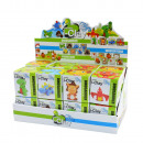 i-Clay Air, set per impastare i dinosauri, 4 diver