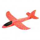 Gleitflieger/ Flugzeug, aus Styropor, 37cm
