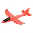 wholesale Models & Vehicles: Glider / plane, made of styrofoam, 37cm