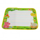 wholesale Gifts & Stationery: Water mat, 50x36cm in bag, 2 pens incl