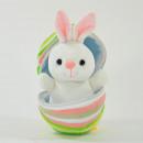 groothandel Speelgoed: Hanna, mini-konijn pluche in het ei, 13cm