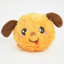 wholesale Dolls &Plush: BomBoms funny fluffy animals, dog, Ø12cm