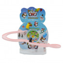 Großhandel Spielwaren: Pinguin Bahn mit Licht, elektronisch, ...