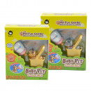 Baby Pet, baby animals with vials, 4-fold sortie