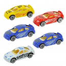 Birthday party set, freewheel cars, color assorted