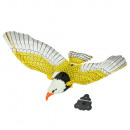 wholesale Gifts & Stationery: Flying Eagle, with nylon cord, approx. 45x23x4,8cm