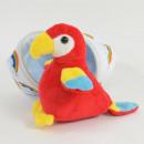 groothandel Poppen & Pluche: Paul, mini-papegaai gemaakt van pluche ...