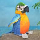 ingrosso Giocattoli: Laber Ara dalle ali blu, pappagallo ...