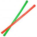 Schwimmnudel, Felfújható, 160cm piros és zöld, B