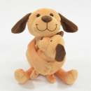 wholesale Toys: Laber dog with baby, '' Senta and Cora