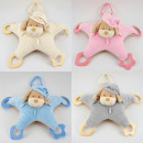 wholesale Toys: Baby Stuffed Animal, Gripping Star with Rattle, Do