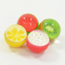 wholesale Sports & Leisure: Bouncerz, Fruits, Flummis, set of 10, balls in the