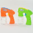 ingrosso Giocattoli per l'esterno: Pistola a bolle di sapone, Turbo Space, arancione