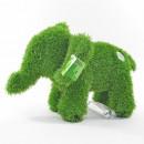 """hurtownia Ogrod & Majsterkowanie: AniPlants, figura trawy, stojący """"słoń"""", ogród d"""