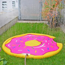 Großhandel Pool & Strand:-Wassersprinkler Matte, aufblasbar, Donut, ca. 170c