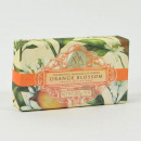 AAA bar of soap in Display , Orange blossom scent,