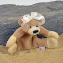 wholesale Toys:Pillitaps bear Rika, 8cm