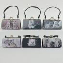 wholesale Bags & Travel accessories: MiniBag cats, 6 assorted, Mario Moreno, Retrolin