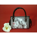 Lady Umbrella handbag / small, 20x15cm