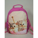 Animal babies,  children's backpack 2 Kitten /