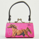 wholesale Bags & Travel accessories: MiniBag horse pink, yearling Thunderbolt, Mario ...