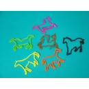 grossiste Jouets: Silicone bande magique Display, 13 bandes polyB