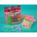 wholesale Toys: Silicone Magic Ribbon Princess, 24 bags / can, 12