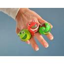anillo de la rana en Expositor 4 de color surtido