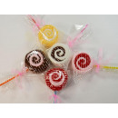 wholesale Cleaning: Dessert joke  articles - Lollypop, 23x9,5cm
