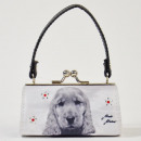 MiniBag dog b / w, Sad Puppy, Mario Moreno, Retrol