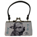 MiniBag Dog b / w, Chi-Chi Checker, Mario Moreno,