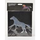Wanddekoration Spiegelsticker Horses 5-fach sortie