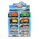 Towing trucks with retraction, DIE CAST, metal and