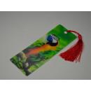 grossiste Cadeaux et papeterie: Bookmark 3D, Parrot, 5,5x15cm
