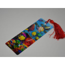 wholesale Gifts & Stationery: Bookmark 3D, Fish1, 5.5x15cm