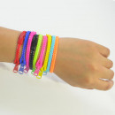 ZIPP bracelet, one color, clip closure, 21cm, im