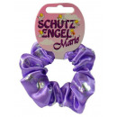 wholesale Hair Accessories: Hairy, protective gel jewelry, purple