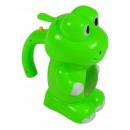 Seifenblasen-Frosch im Blister, mit Musik und Lich
