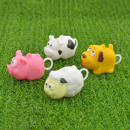 wholesale Toys: Mini trembling farm, vibrating wind-up animals, 1