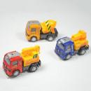 groothandel Modelbouw & miniaturen: Wind-Up Truck, metaal, Display , 7x3,5x4cm
