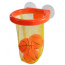 WC Basketball with suction cups, 27x16,5cm, incl.
