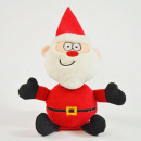 Laber-Santa Claus, who perverts everything, incl
