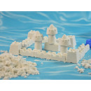 Dream sand, Starter set, 1000g, 5 castles, 1