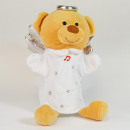 wholesale Figures & Sculptures: Jolipu, music hand doll angel bear, including batt
